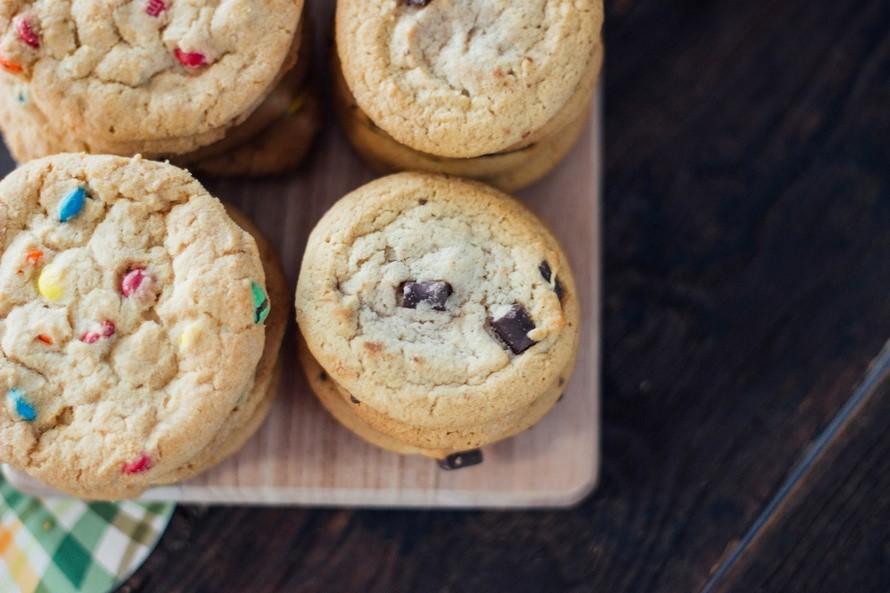 Cookies-melding