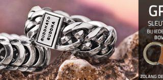 Geslaagd? Geef jezelf of een ander een Buddha to Buddha sieraad van Niestadt Juweliers cadeau!