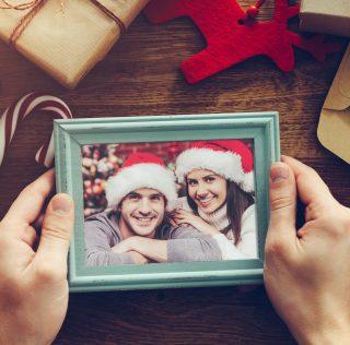 Top idee voor een cadeautje voor de Feestdagen. Een GRATIS fotoafdruk bij aankoop van een fotolijst bij Foto van Kampen te Noordwijk.