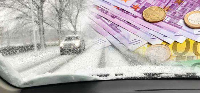 Dure decembermaand? 2018 kan niet goedkoper beginnen. GRATIS extra uitgebreid Wintercheck-pakket bij Autocentrum Beelen Lisserbroek in de maand januari.